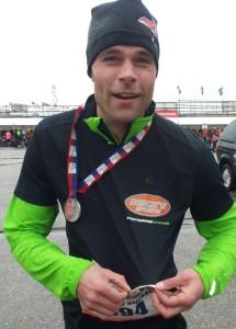 Menno Arkesteijn Mack's Sports Zandvoort Circuit Run 2015